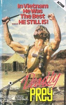 Deadly Prey - Australian VHS cover (xs thumbnail)