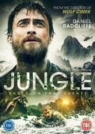 Jungle - British DVD cover (xs thumbnail)