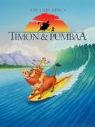 """Timon & Pumbaa"" - Movie Poster (xs thumbnail)"