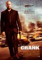 Crank - Italian Movie Poster (xs thumbnail)