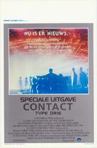 Close Encounters of the Third Kind - Dutch Movie Poster (xs thumbnail)