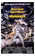 Moonraker - Movie Poster (xs thumbnail)