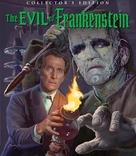 The Evil of Frankenstein - Movie Cover (xs thumbnail)
