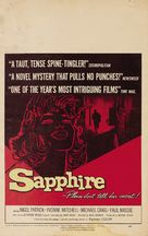 Sapphire - Movie Poster (xs thumbnail)
