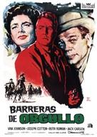 The Bottom of the Bottle - Spanish Movie Poster (xs thumbnail)