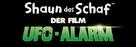 A Shaun the Sheep Movie: Farmageddon - German Logo (xs thumbnail)