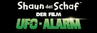 Shaun the Sheep Movie: Farmageddon - German Logo (xs thumbnail)