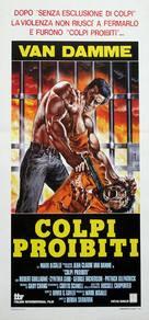Death Warrant - Italian Movie Poster (xs thumbnail)
