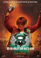 V8 - Du willst der Beste sein - German Movie Poster (xs thumbnail)