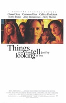 Things You Can Tell Just By Looking At Her - Movie Poster (xs thumbnail)