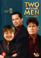 """""""Two and a Half Men"""" - Dutch DVD movie cover (xs thumbnail)"""