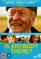 Is There Anybody There? - British DVD cover (xs thumbnail)