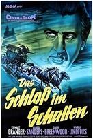 Moonfleet - German Movie Poster (xs thumbnail)
