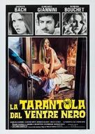 Tarantola dal ventre nero, La - Italian Movie Poster (xs thumbnail)