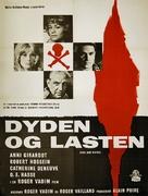 Le vice et la vertu - Danish Movie Poster (xs thumbnail)