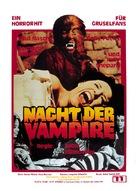 La noche de Walpurgis - German Movie Poster (xs thumbnail)