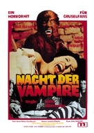 La noche de Walpurgis - German Movie Poster (xs thumbnail)