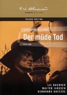 Der müde Tod - German DVD movie cover (xs thumbnail)