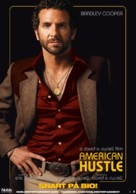 American Hustle - Swedish Movie Poster (xs thumbnail)