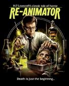Re-Animator - Blu-Ray cover (xs thumbnail)