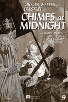 Chimes at Midnight - Re-release poster (xs thumbnail)