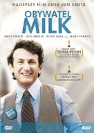 Milk - Polish Movie Cover (xs thumbnail)