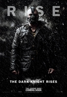 The Dark Knight Rises - British Movie Poster (xs thumbnail)