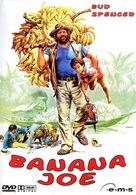 Banana Joe - German DVD cover (xs thumbnail)