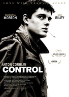 Control - Swedish Movie Poster (xs thumbnail)