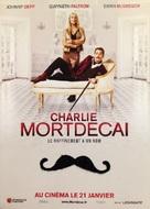 Mortdecai - French Movie Poster (xs thumbnail)
