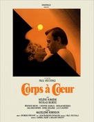 Corps à coeur - French Movie Poster (xs thumbnail)