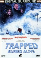Trapped: Buried Alive - Dutch Movie Cover (xs thumbnail)