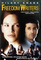Freedom Writers - DVD movie cover (xs thumbnail)