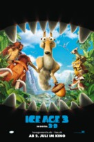 Ice Age: Dawn of the Dinosaurs - Swiss Movie Poster (xs thumbnail)