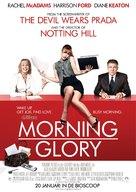 Morning Glory - Dutch Movie Poster (xs thumbnail)