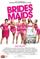 Bridesmaids - New Zealand Movie Poster (xs thumbnail)