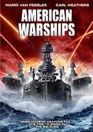 American Warships - DVD cover (xs thumbnail)