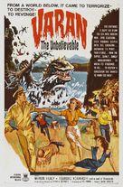 Varan the Unbelievable - Movie Poster (xs thumbnail)