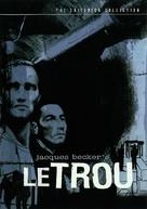 Le trou - DVD movie cover (xs thumbnail)