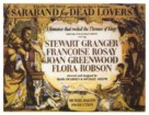 Saraband for Dead Lovers - British Movie Poster (xs thumbnail)