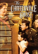 The Canterville Ghost - DVD cover (xs thumbnail)