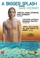 A Bigger Splash - DVD movie cover (xs thumbnail)