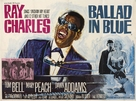 Ballad in Blue - British Movie Poster (xs thumbnail)
