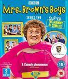 """Mrs. Brown's Boys"" - British Blu-Ray movie cover (xs thumbnail)"