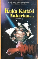 Critters 4 - Finnish VHS movie cover (xs thumbnail)
