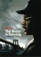 """""""The Bronx Is Burning"""" - Movie Poster (xs thumbnail)"""