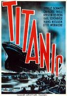 Titanic - Swedish Movie Poster (xs thumbnail)