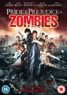 Pride and Prejudice and Zombies - Movie Cover (xs thumbnail)