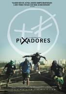 Pixadores - Portuguese Movie Poster (xs thumbnail)