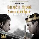 King Arthur: Legend of the Sword - Vietnamese Movie Poster (xs thumbnail)
